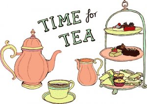 Afternoon Tea at the Chandlers, Wednesday 3.30pm
