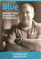 Trust in Blue - Retired Police Decorators & Handymen