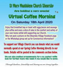 Shearsby Coffee Morning