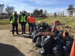 Image: Litter Pick, 2018 March